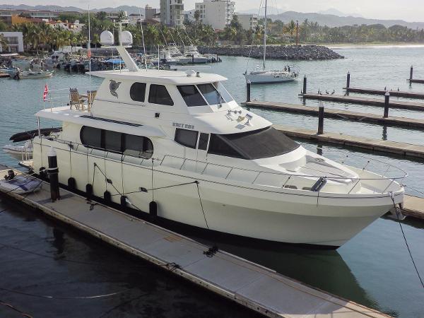 Wendon Skylounge Starboard Side