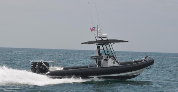 Protector 33 Center Console