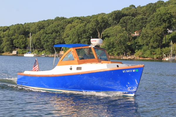 Wasque 26 by Vineyard Yachts
