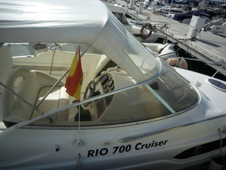 Rio Yachts Rio 700 Cruiser