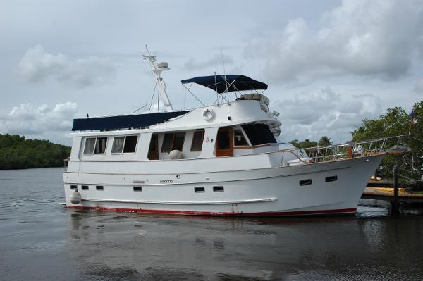 Marine Trader Widebody