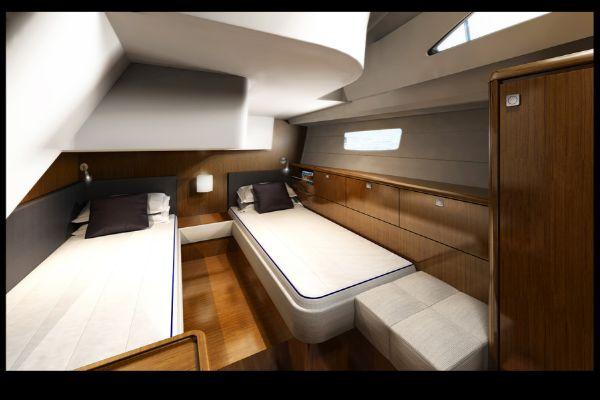 Bavaria Vision 46 Twin Cabin