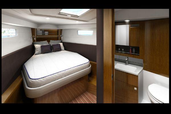 Bavaria Vision 46 Bedroom