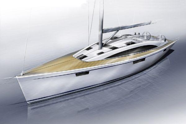 Bavaria Vision 46 Layout Deck