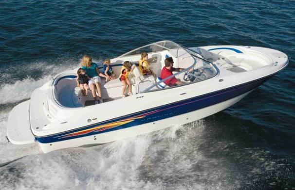 Bayliner 245 Bowrider Manufacturer Provided Image
