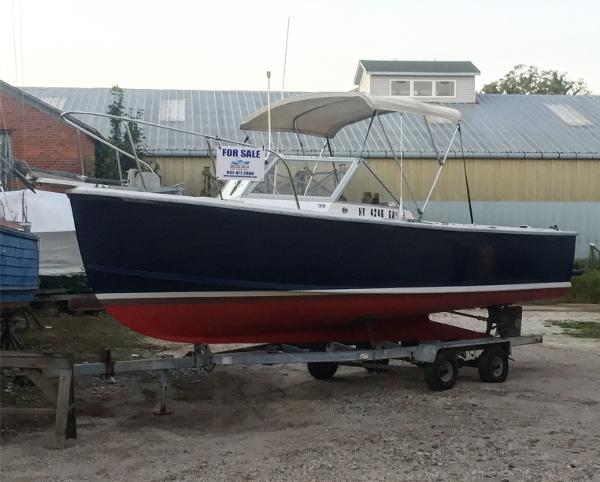 Tripp angler boats for sale for Moriches boat and motor