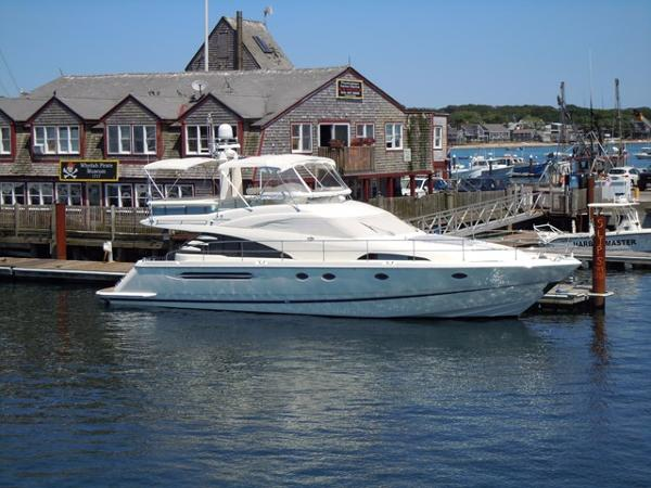 Fairline Squadron 58 Deck