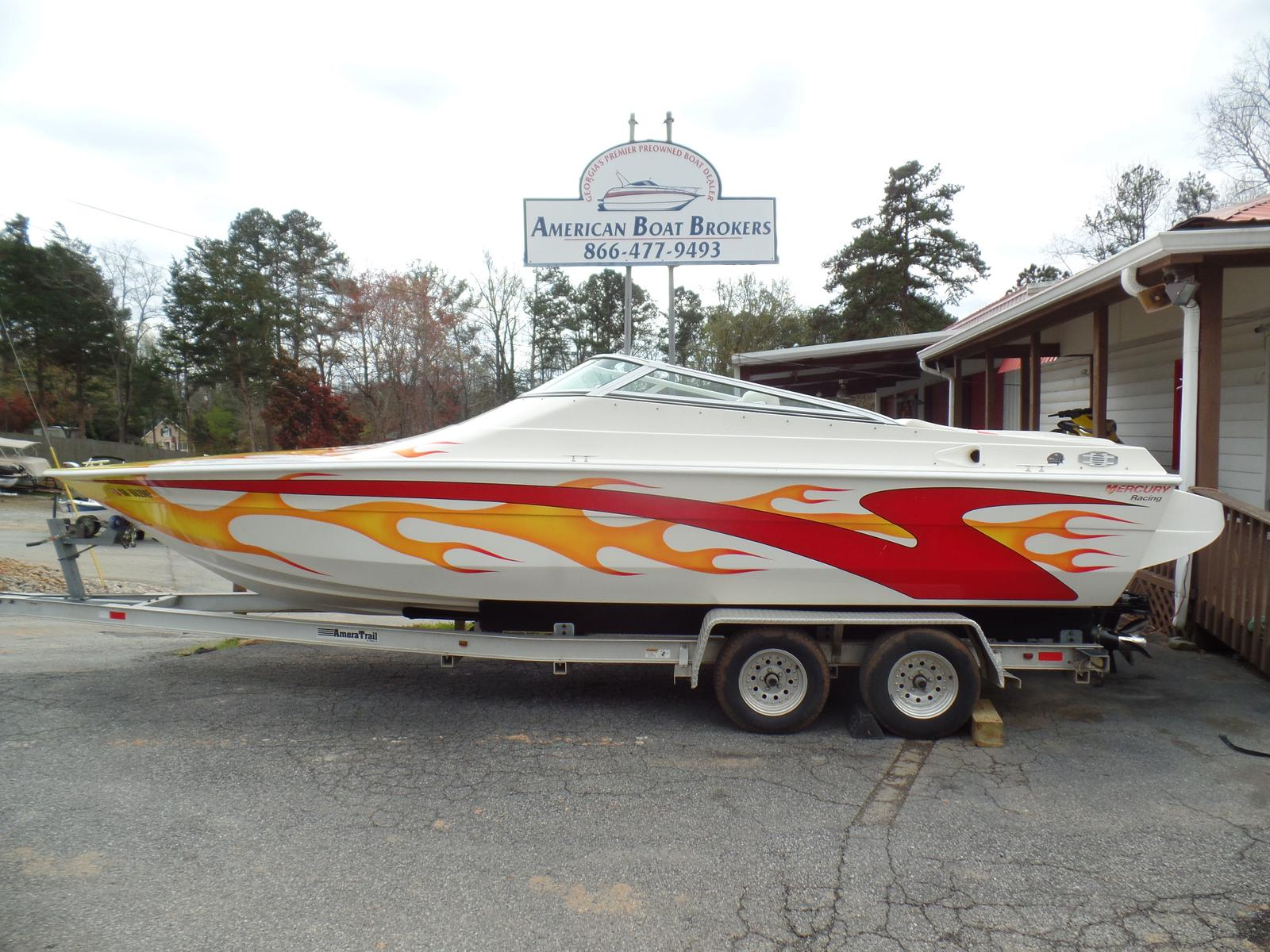 Velocity Powerboats 260