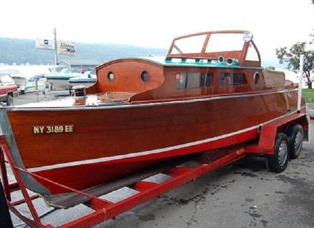 Antique And Classic Power Boats For Sale Boats Com