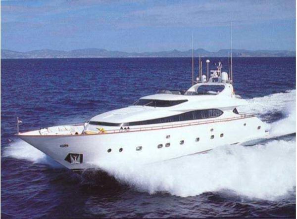 Fipa Italiana Yachts S.r.l. Maiora 31 dp