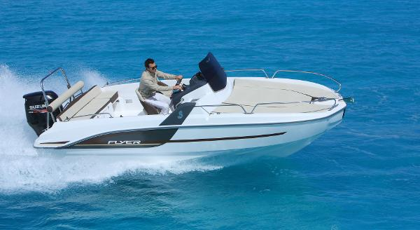 Beneteau Flyer 6.6 Sundeck Manufacturer Provided Image: Manufacturer Provided Image