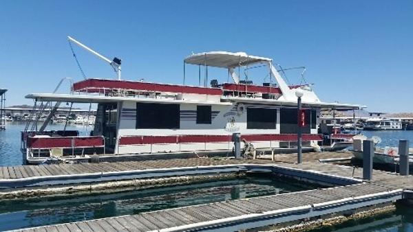 Sumerset Houseboats 14x60 Houseboat