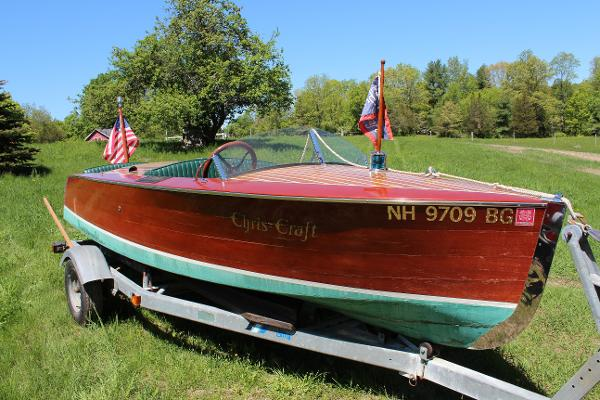 Chris-Craft Special Runabout