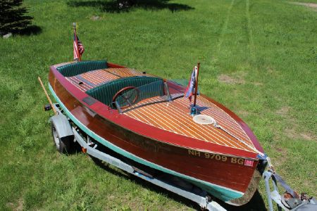 1933 Chris-Craft Special Runabout, South Hampton New