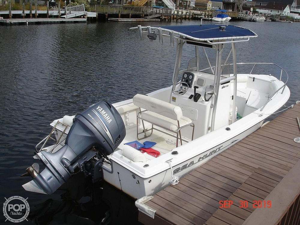 Sea Hunt 202 Triton 2007 Sea Hunt 202 Triton for sale in Little Egg Harbor Township, NJ