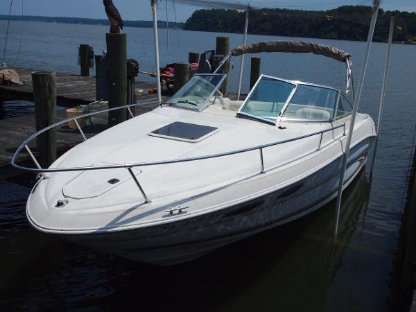 Sea Ray 260 Overnighter Sea Ray 260OV