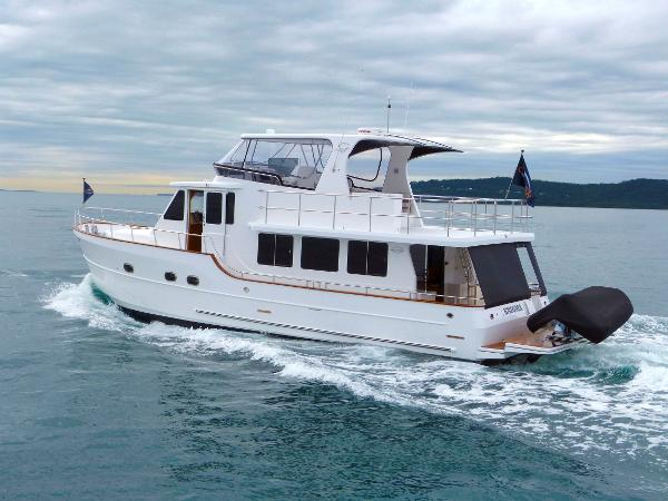 Explorer Motor Yachts 50 Pilot House