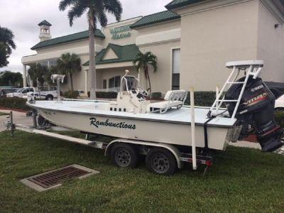 Maverick Boat Co. 21 Master Angler
