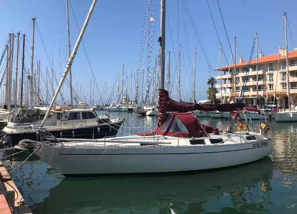 Hurley Tailwind 38 Ocean Cruiser