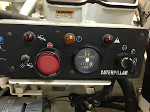 Engines Panel