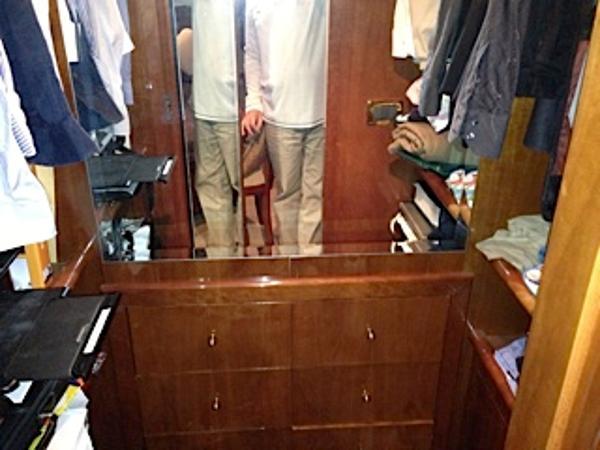 Master's Walk In Closet