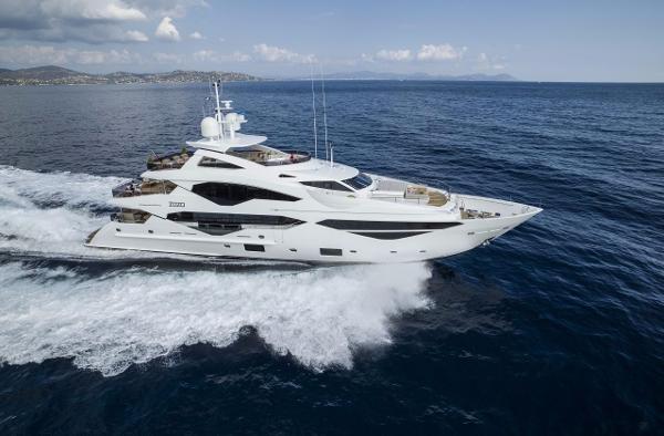 Sunseeker 131 Yacht Manufacturer Provided Image: Sunseeker 131 Yacht