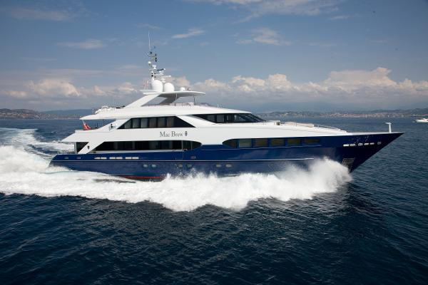 Heesen Pilothouse