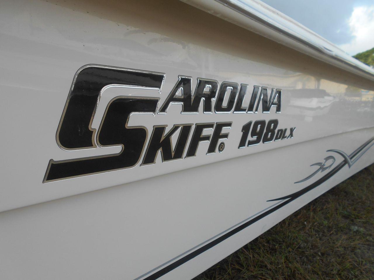 Carolina Skiff 1980 DLX
