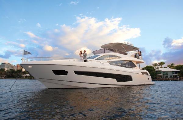 Sunseeker 75 Yacht Sunseeker 75 Yacht