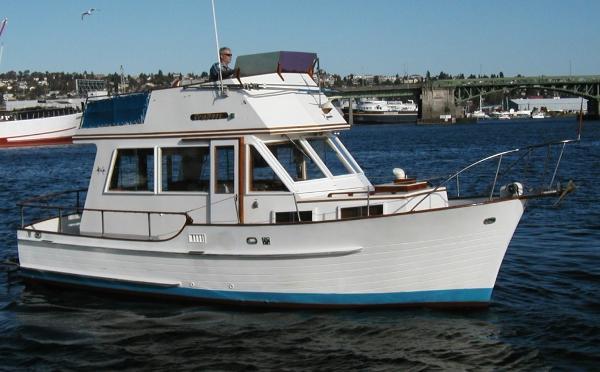 Island Gypsy 36