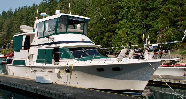 Lien Hwa Motor Yacht