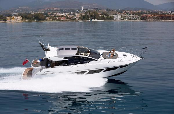Sunseeker Predator 57 Manufacturer Provided Image: Sunseeker Predator 57