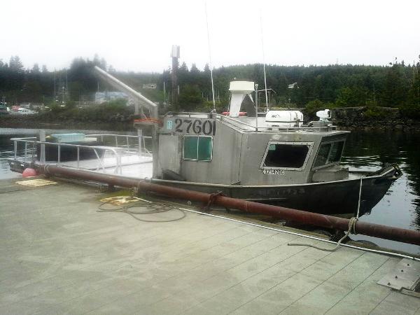 Commercial Crab, Dive Boat
