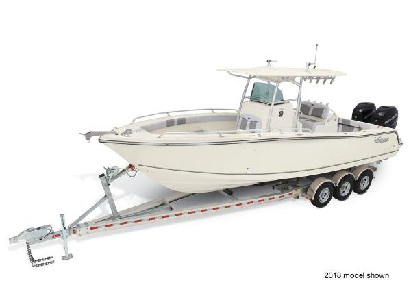 mako 284 cc boats for sale