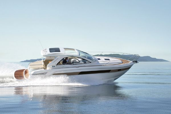 Bavaria Sport 39 HT Manufacturer Provided Image: Bavaria Sport 39 HT
