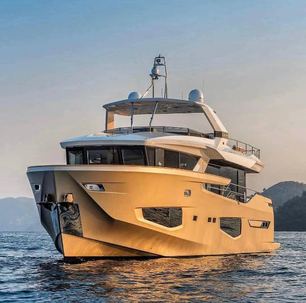 Numarine 26XP Hull #9
