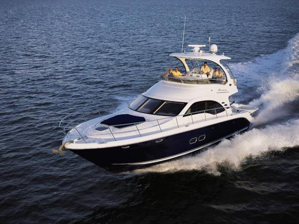 Sea Ray 52 Sedan Bridge Manufacturer Provided Image