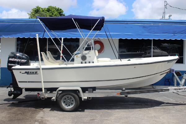 Mako center console boats for sale in united states for Moriches boat and motor