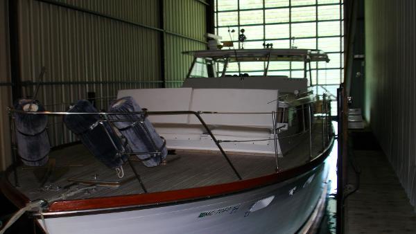 Trojan 38 Sea Voyager