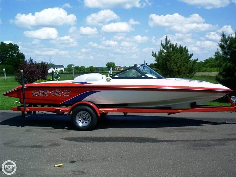 Gekko GTR 22 2003 Gekko Sports GTR-22 for sale in Shoreview, MN