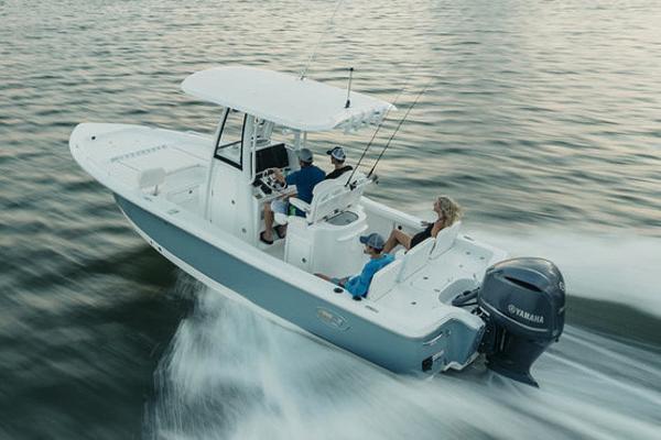 Sea Hunt BX 25 FS Manufacturer Provided Image