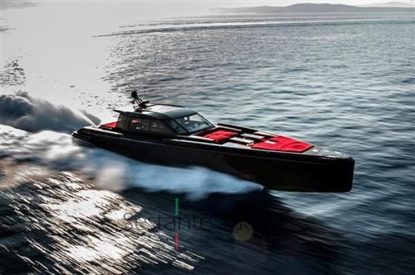 maori yacht Maori 78 Running