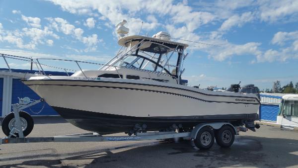 Grady-White 258 Journey boats for sale - boats com