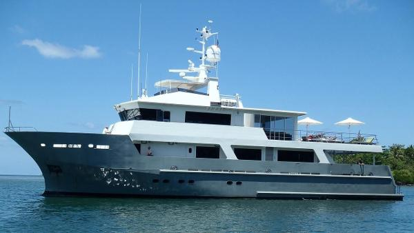 Explorer Motor Yachts Tenix Defence