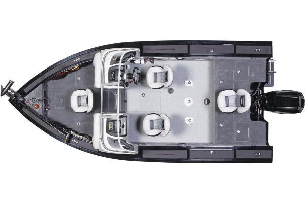 Tracker Targa V-18 WT Manufacturer Provided Image