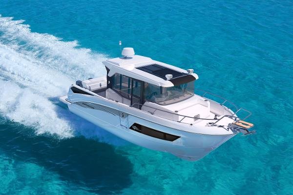 Beneteau Barracuda 9 Manufacturer Provided Image