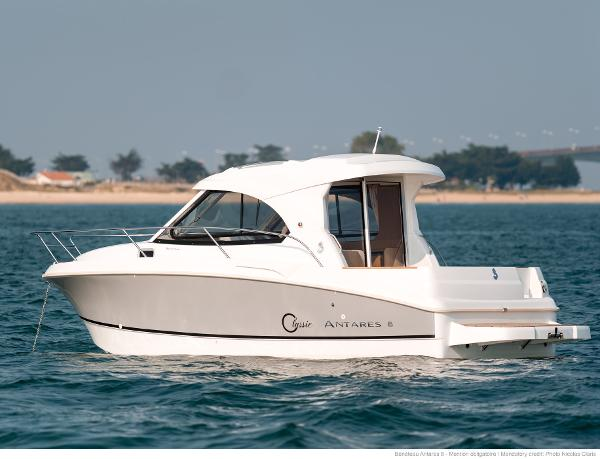 Beneteau Antares 8 Manufacturer Provided Image: Manufacturer Provided Image