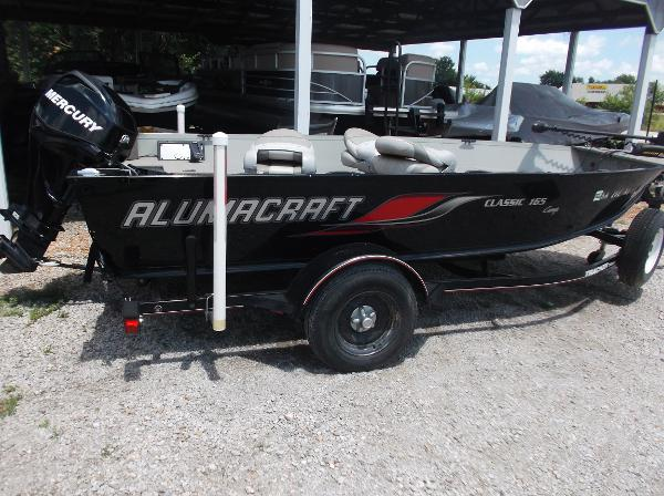 Alumacraft 165 Classic Tiller