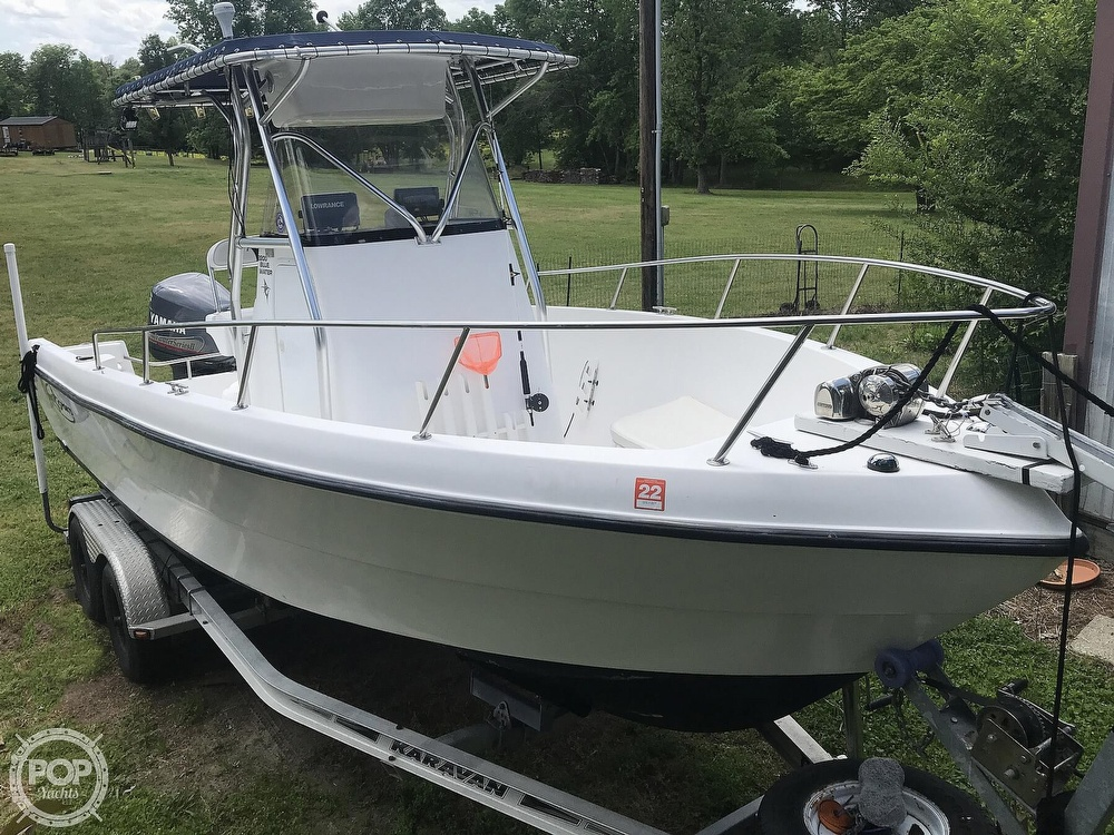 Pro Sport Boats 2200 Bluewater 2003 Pro Sports Bluewater 2200 for sale in Sophia, NC