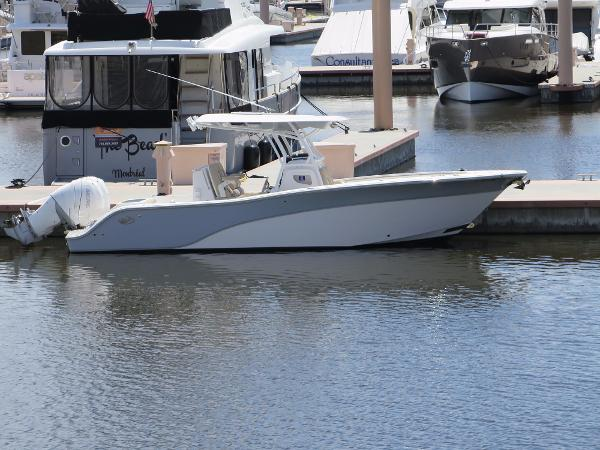 Sea Fox 288 Commander 288 Commander Profile